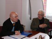 Состоялось очередное совместное заседание Клуба интеллектуалов и Совета НКА «Московские лезгины»