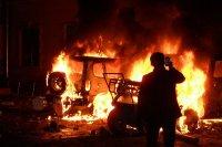 Бунт на районе. На подавление беспорядков в Азербайджане бросили внутренние войска