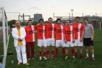 26 мая команда «Садвал-Москва» выйдет на поле во второй отборочном туре Спартакиады по мини-футболу!