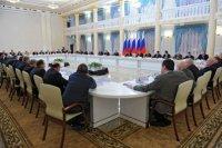 Заседание Совета по межнациональным отношениям.