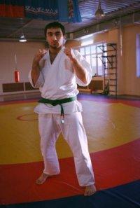 Рамазан Рамазанов завоевал золотую медаль Кубка мира