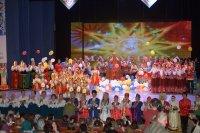 Встреча праздника русской культуры «Масленица» в Махачкале.