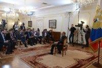 Владимир Путин ответил на вопросы журналистов о ситуации на Украине