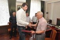 Ренат Саидов удостоен высшей награды Народного Собрания