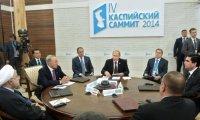 «Каспийская пятерка» впервые зафиксировала договоренности по статусу Каспия
