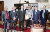 Осман Гаджимусаев стал двукратным чемпионом мира по боевому самбо