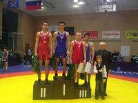 Наши вольники стали победителями Всероссийского турнира в Подольске