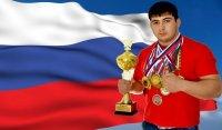Алискендаров Эльдар стал лучшим спортсменом 2014 года