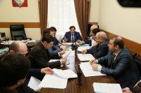 Обсуждение проекта закона РД «О межнациональных отношениях в Республике Дагестан» на заседании Комитета по межнациональным отношениям, делам общественных и религиозных объединений