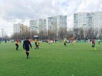 Прямой репортаж: «Садвал-Москва» : СК «Славутич» - 7:0!