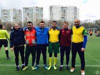 С кем сыграет «Садвал-Москва» во II отборочном туре Спартакиады?