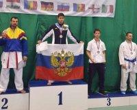 Артур Гасанов завоевал титул чемпиона Европы