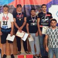 Магамедрагим Мамедов и Артур Алискеров выиграли чемпионат Дагестана по рукопашному бою