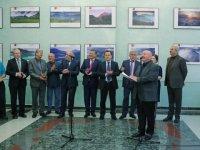 В Думе открылась фотовыставка «Неизвестный и прекрасный Дагестан»