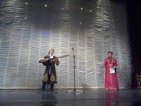 Ашуг Алихан Магомедрагимов стал участником Международного фестиваля сказителей