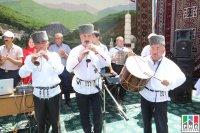 В селении Ахты состоялся ежегодный праздник, посвященный героическому эпосу лезгинского народа «Шарвили»