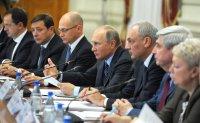 Заседание Совета по межнациональным отношениям при Президенте РФ