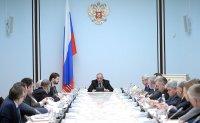 Заседание президиума Совета по межнациональным отношениям при Президенте РФ