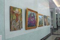 Работы дагестанских художников на выставке в Государственной Думе