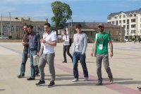 В Дербенте проходит архитектурный фестиваль Урбанфест