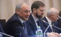Заседание коллегии Федерального агентства по делам национальностей