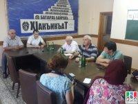Представители национальных газет обсудили вопросы охраны культурного наследия Дагестана