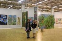 В Москве проходит выставка работ заслуженного художника РФ Карахана Сефербекова