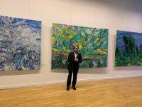 Персональная выставка работ Заслуженного художника РФ Карахана Сефербекова
